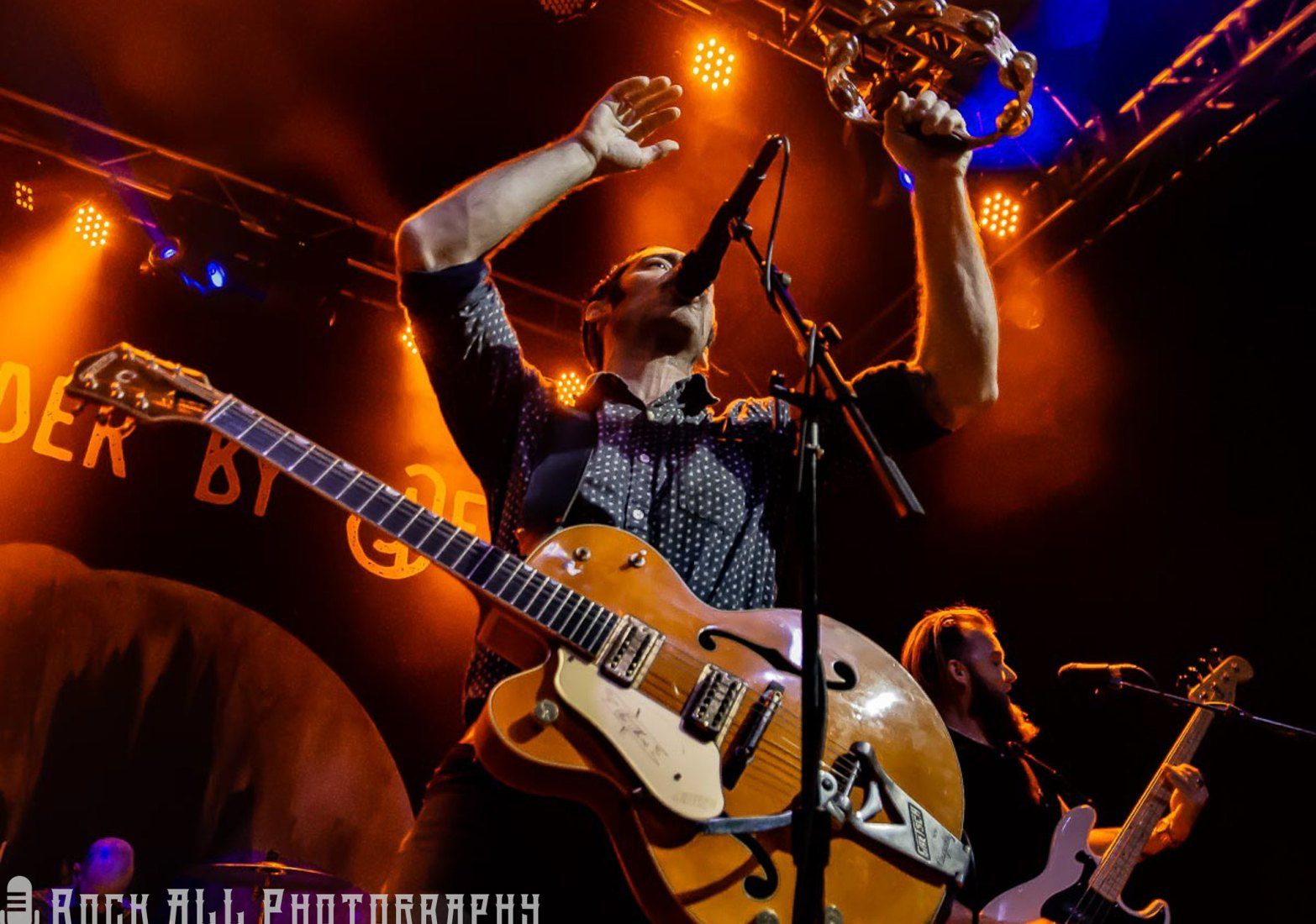 Murder By Death with J Roddy Walston and The Business and Jonny Fritz
