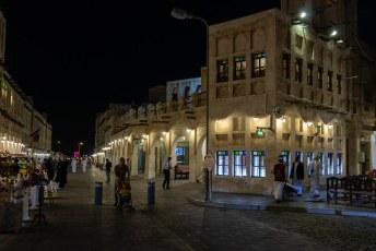 De Al Souq straat.