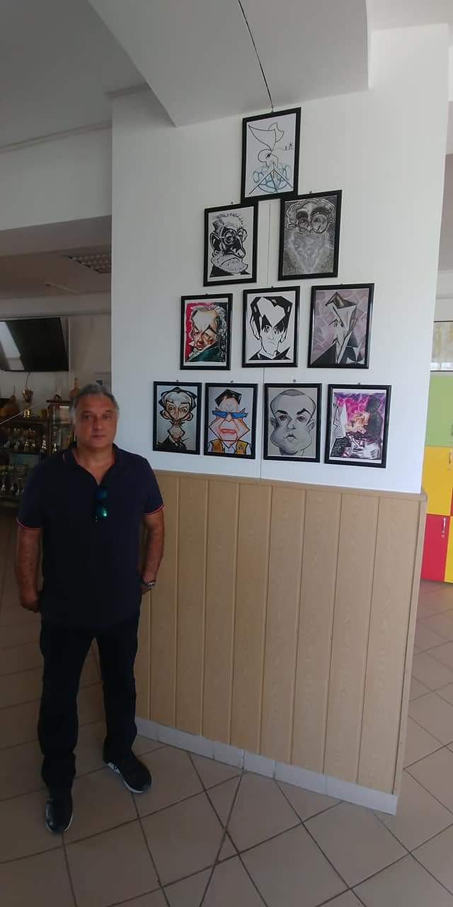Entrevista a Néstor Dámaso del Pino por Inma Flores
