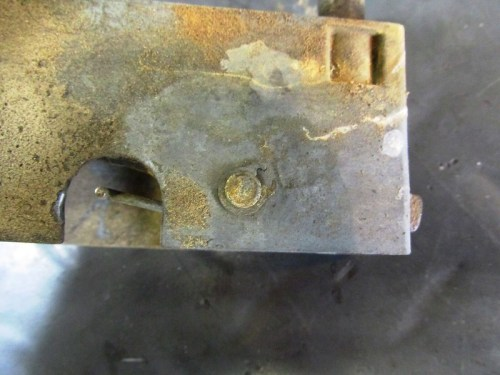 Seat Latch Lever Pivot Pin C-Clip