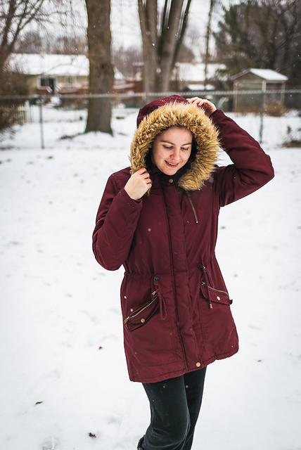 this coat doesn't zip