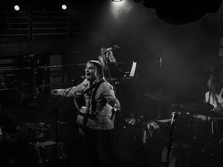 The Alarm @ The Liquid Room Edinburgh