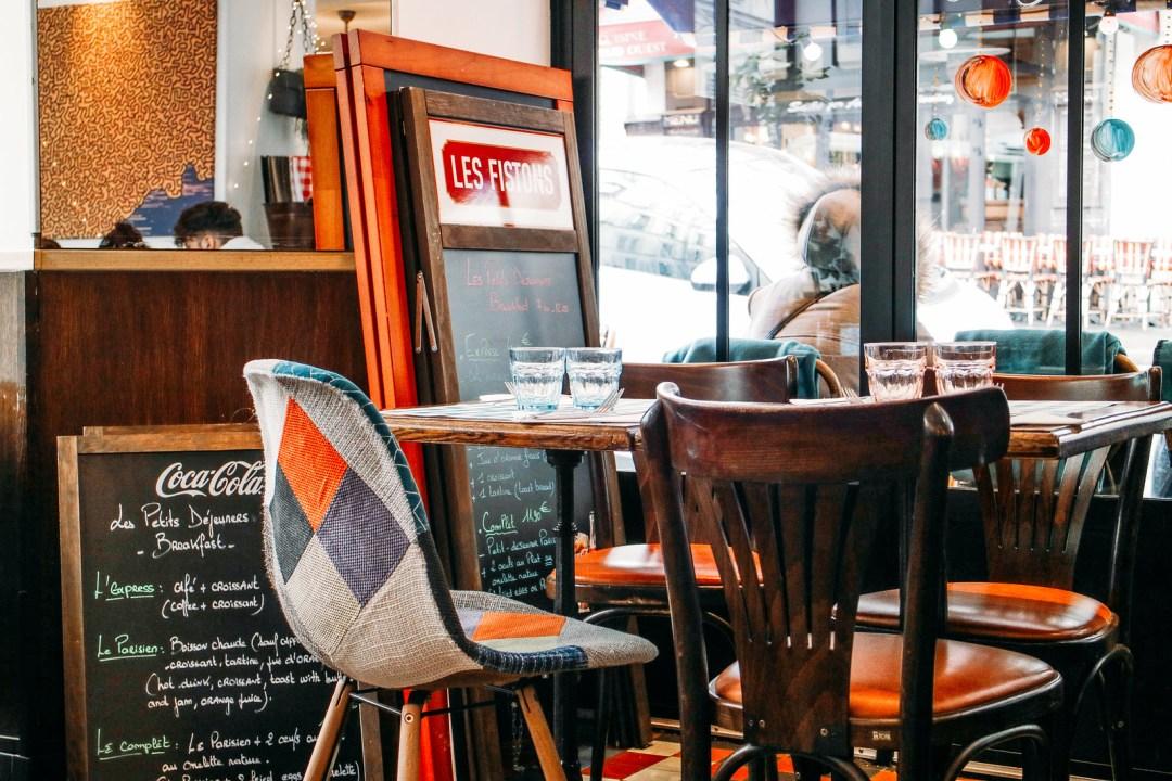 Dove mangiare a Montmartre