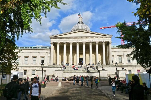University College London (UCL), London, UK