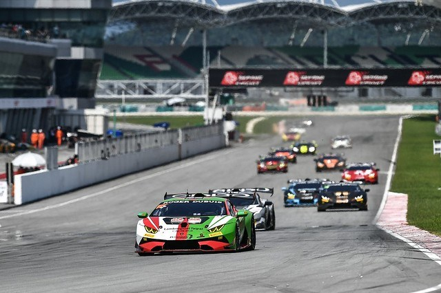 2019 Lamborghini Super Trofeo Asia 亞洲挑戰賽開幕戰大獲全勝(4)