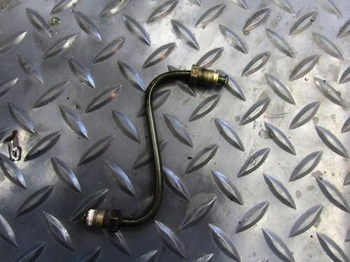 Brembo Front Caliper Steel Brake Line
