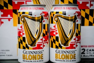 Image result for guinness blonde maryland