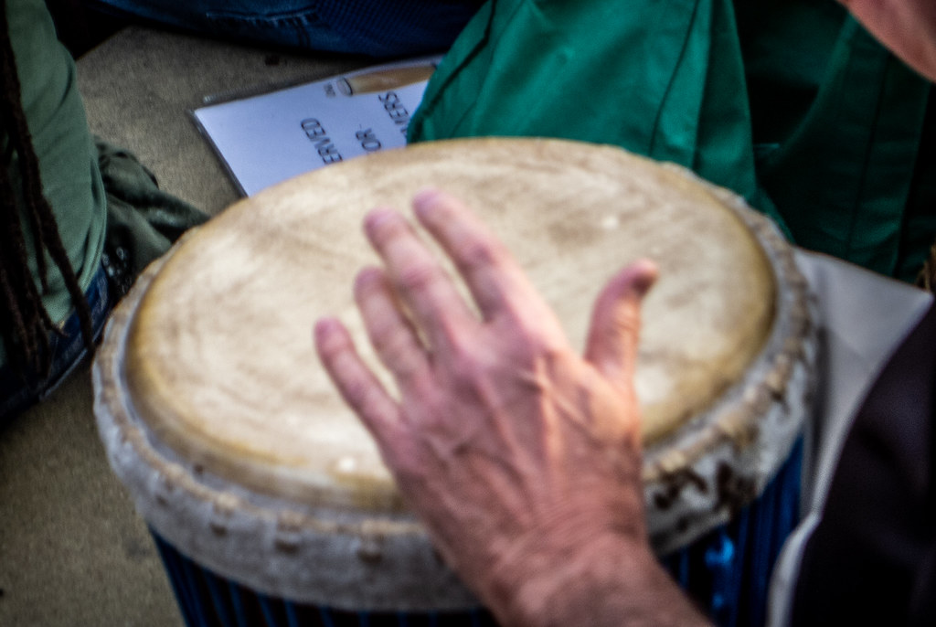 Asheville Drum Circle-38