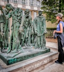 Silent Treatment - The Burghers of Calais
