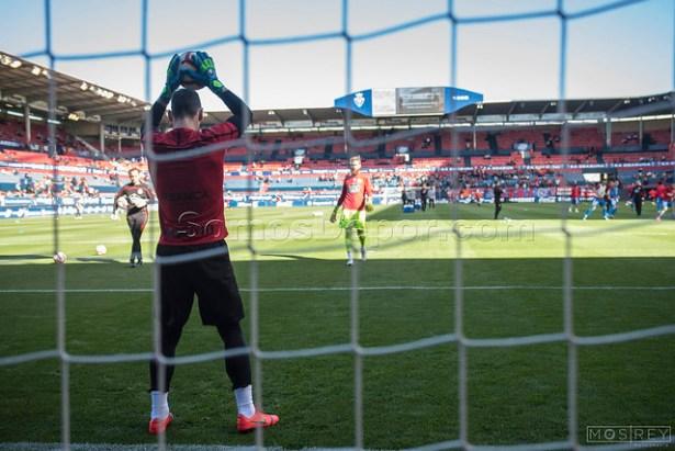 CA Osasuna 1 - RC Deportivo 1