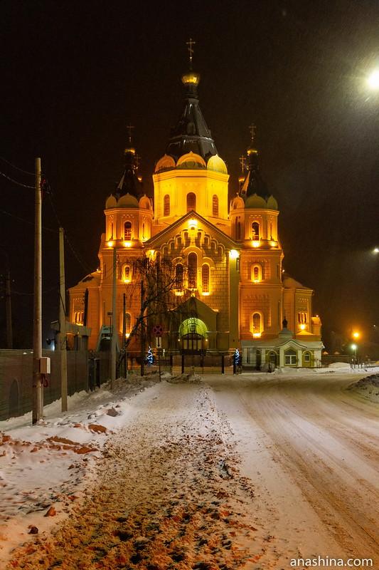 Кафедральный собор Александра Невского, Нижний Новгород