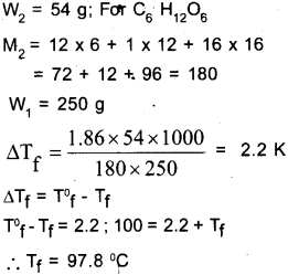 Plus Two Chemistry Chapter Wise Previous Questions Chapter 2 Solutions 3