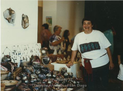 Lesbian Community Cultural Arts (LCCA), Cultural Weekends: Nancy Gordon