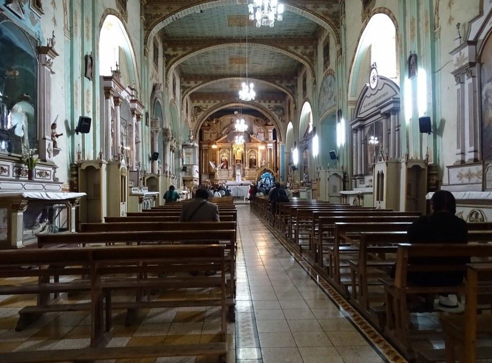 Iglesia de la Merced Cuenca Ecuador 07