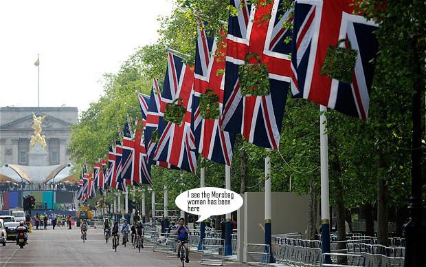 Flags Morsbag