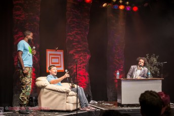 The Eric Andre Show @ Commodore Ballroom - August 23rd 2016