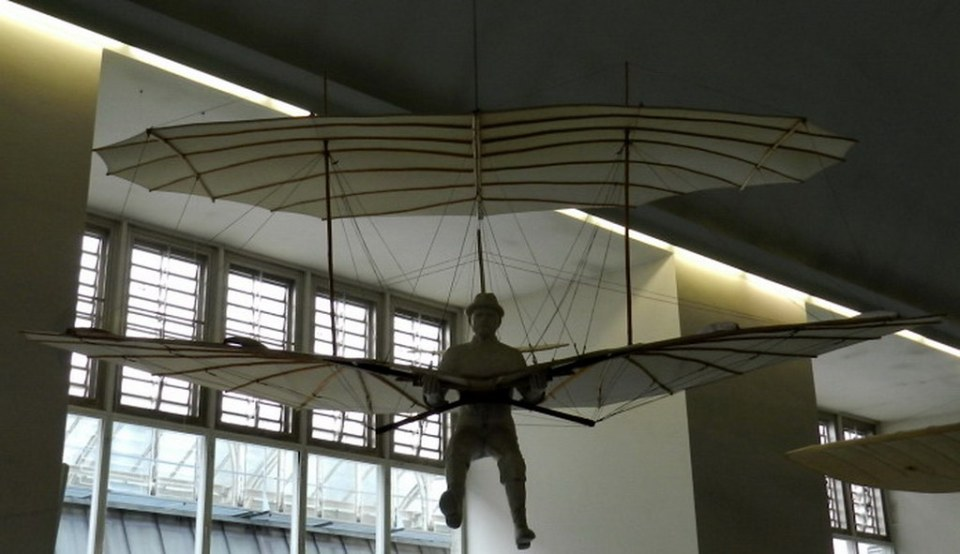 Munich museo aleman aeronautica inicios aviacion Alemania 09