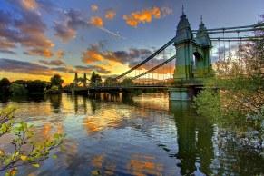 L'ora più bella / The finest hour (Hammersmith Bridge, Lo…   Flickr