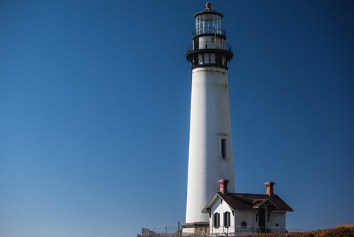 The Lighthouse #3 - Pigeon Point - 2012