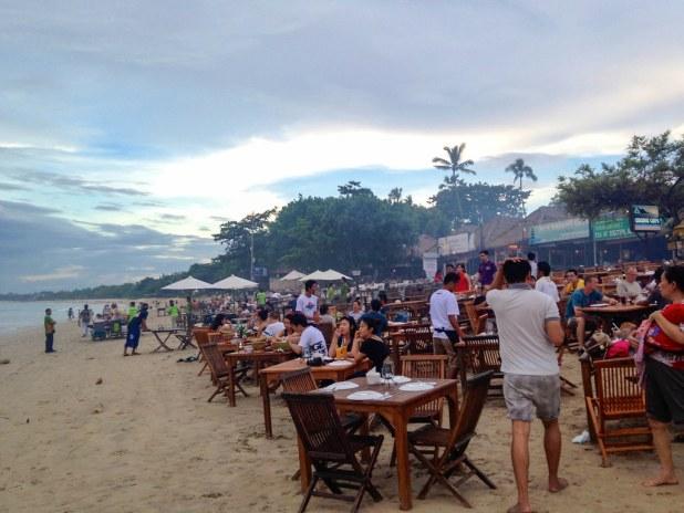 Restaurantes en Jimbaran