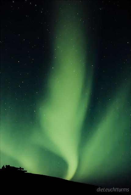 Northern Lights above Yukon