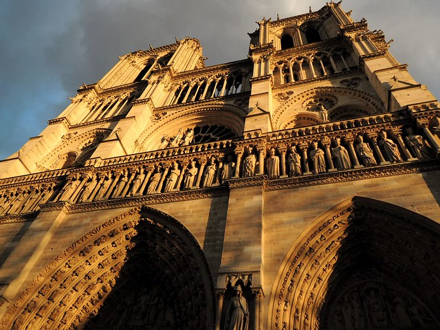 Cathédrale Notre Dame by bryandkeith on flickr