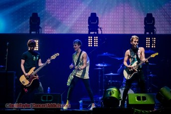 The Tide @ Abbotsford Centre - August 15th2015