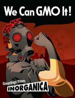 We Can GMO It