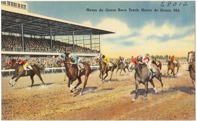 Havre de Grace Race Track, Havre de Grace, Md.