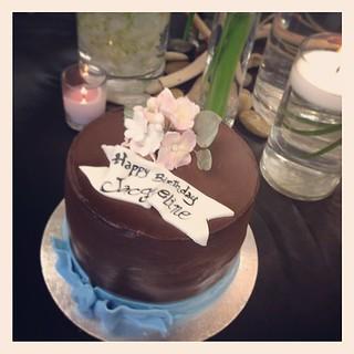 Happy Birthday Jacqueline Paola Cake Atelier Flickr