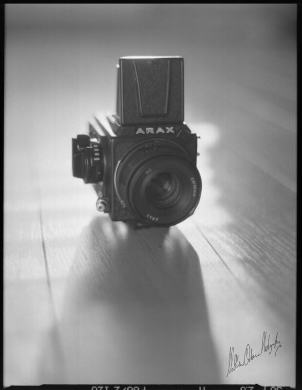 Medium Format Film