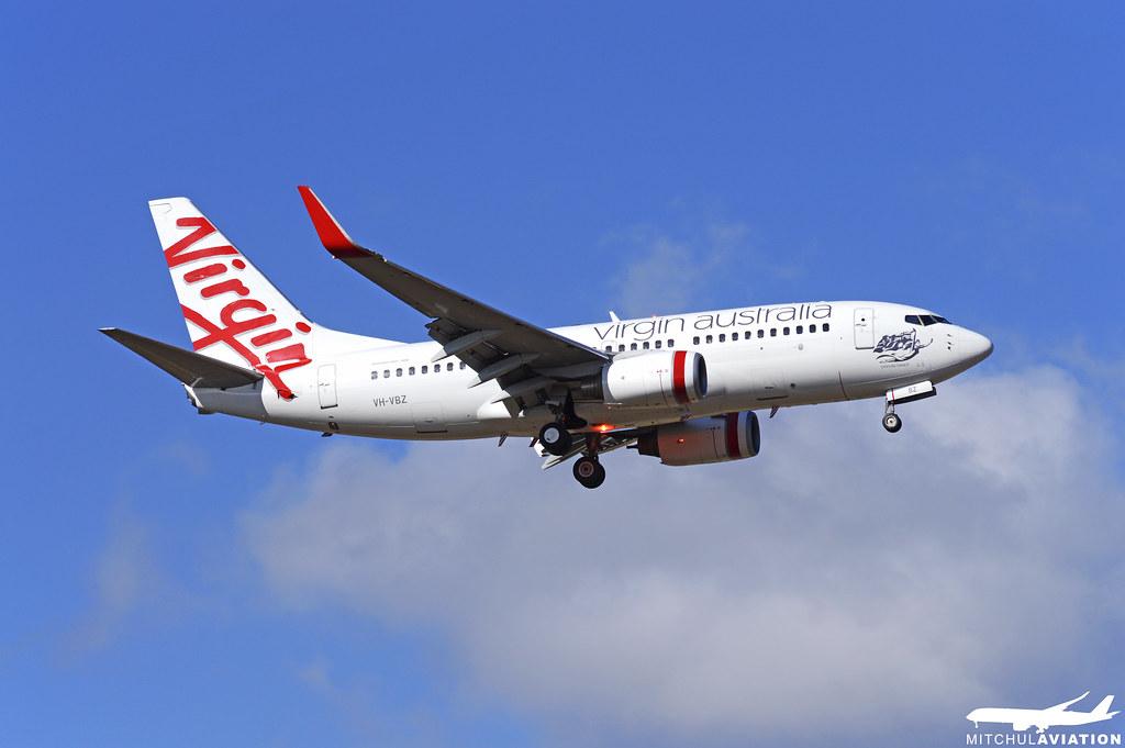 Virgin Australia \u2013 VH-VBZ | Operator: Virgin Australia (VA\/V\u2026 | Flickr