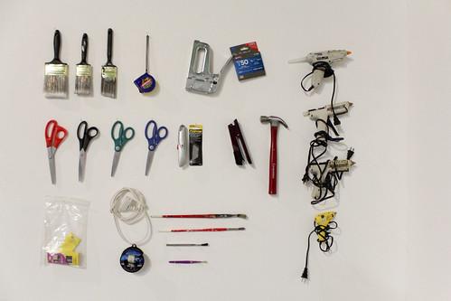 PowerSuit-making tools