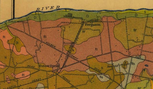 Ferguson - 1913 Soil Survey Map