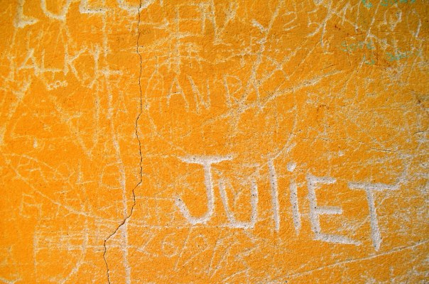 Juliet Etching