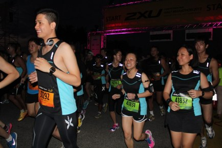 2XU Compression Run 2013