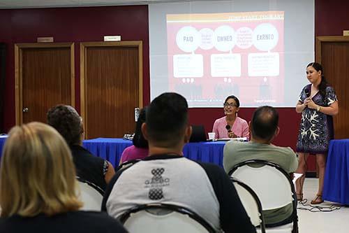 Ana Babauta from Shine Online Guam on Marketing On-Line