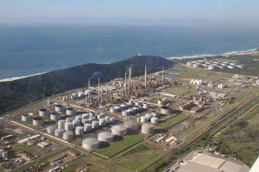 Sapref Refinery Sapref Is A Joint Venture Between Shell