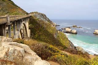 Bridge on Pacific Highway 1