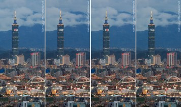 Happy Mother's Day, Taipei City at Night │ May 13, 2012