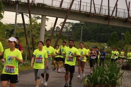 Waterway PAssion Active Run 2012
