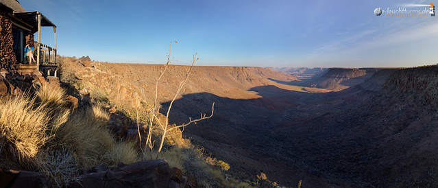 Klip Rivier Canyon at sunset
