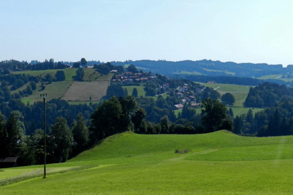 vista Wildsteig Baviera Alemania 15