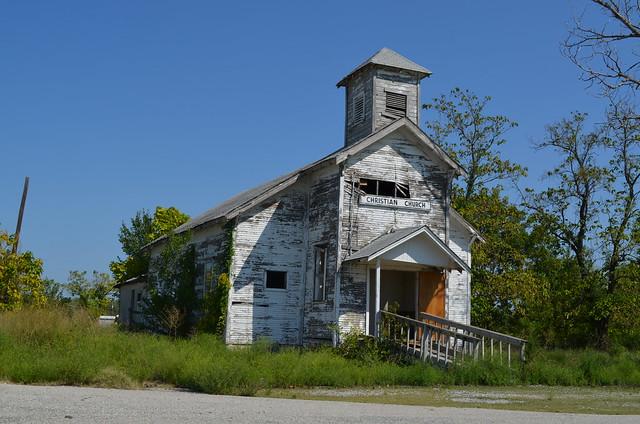 Christian Church - Picher, Oklahoma