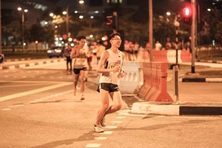 SAFRA Singapore Bay Run & Army Half Marathon 2012