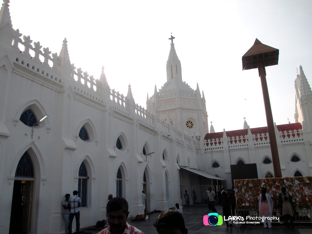 Velankanni Church Velankanni Nagapattinam Tamil Nadu Ve Flickr