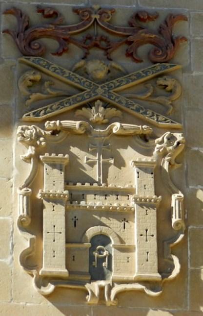 Escudos Heráldicos en Baeza Jaen Patrimonio de la Humanidad 41