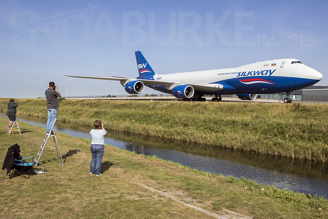 Silkway West Airlines VQ-BWY 24-9-2016