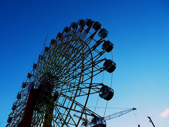 Kobe Mosaic Ferris wheels 2012-12-11 16-12-25