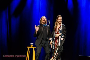T.J. Miller + Kate Miller + Nick Vatterott @ Vogue Theatre - September 7th 2016